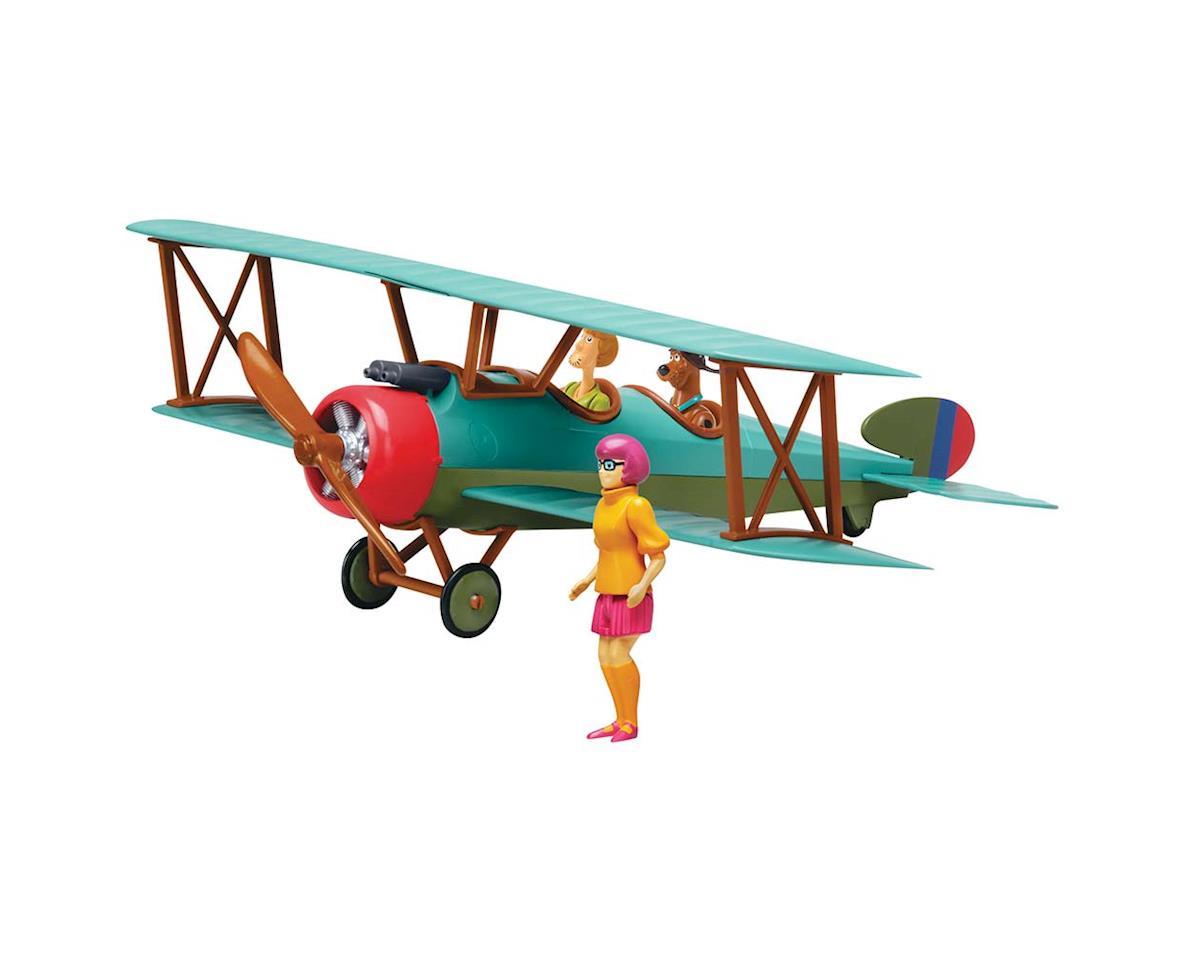 Revell 851995 1/20 Scooby-Doo Bi-Plane