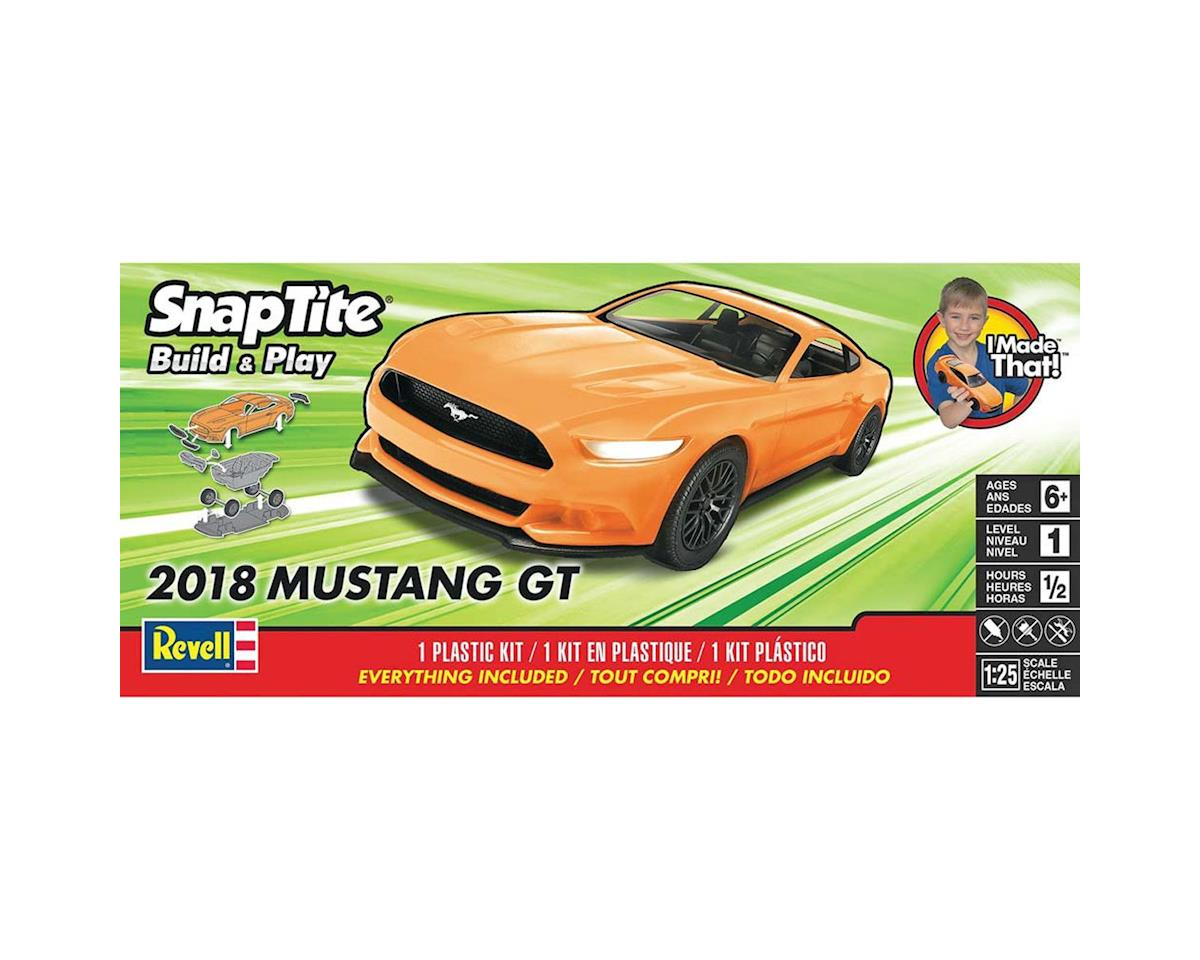1/25 2018 Mustang GT by Revell