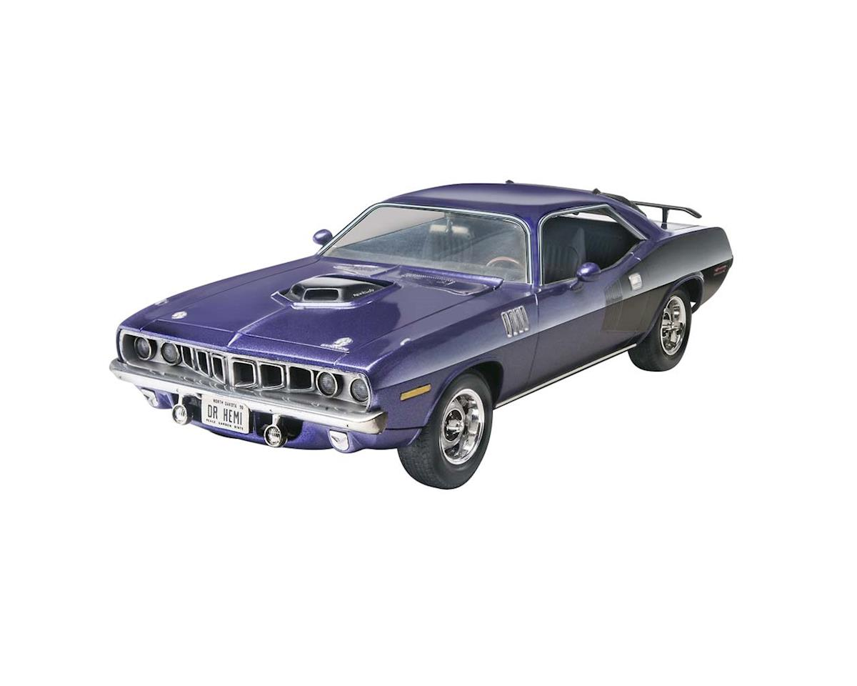 1/24 1971 Plymouth Hemi Barracuda 426 by Revell