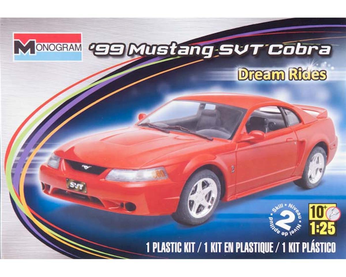 Revell 1/25 1999 Mustang Svt Cobra