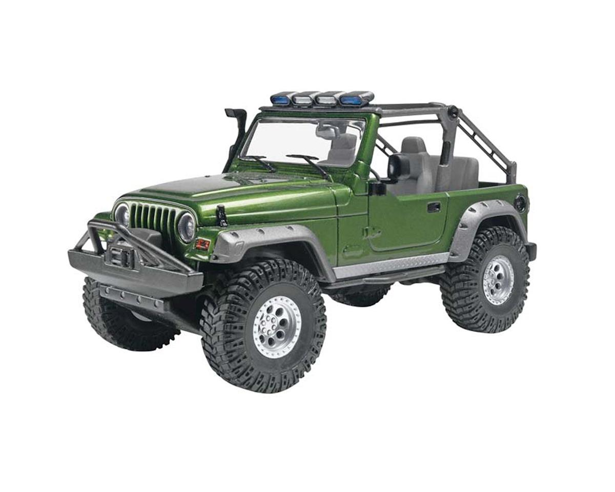 Revell 1/25 2003 Jeep Rubicon
