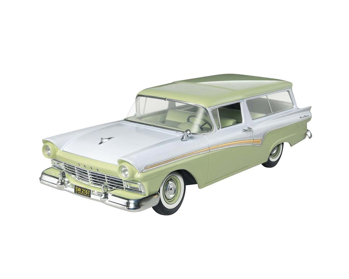 1/25 '57 Ford Del Rio Ranch Wagon 2'N 1 by Revell