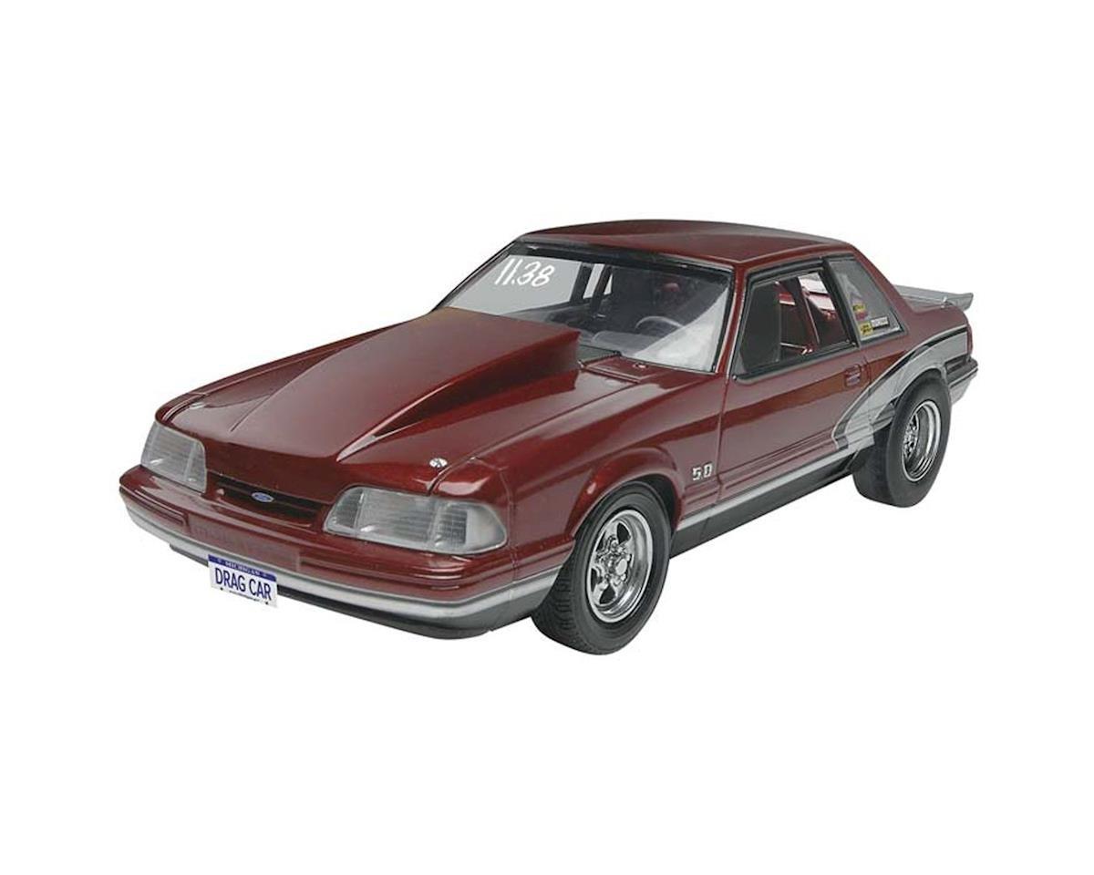 1/25 90 Mustang Lx 5.0 Drag Racer by Revell