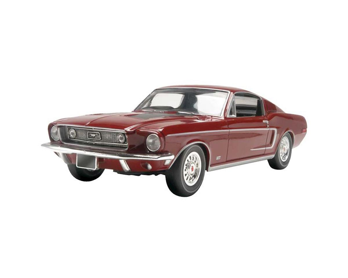 Revell 1/25 1968 Ford Mustang Gt (2 In 1)