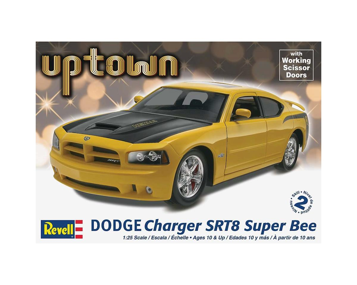 1/25 2007 Dodge Charger Srt8 Super Bee Custom by Revell