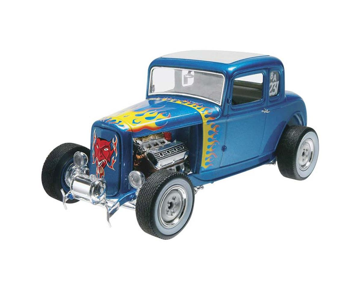 Revell 1/25 1932 Ford 5-Window Coupe (2 In 1)