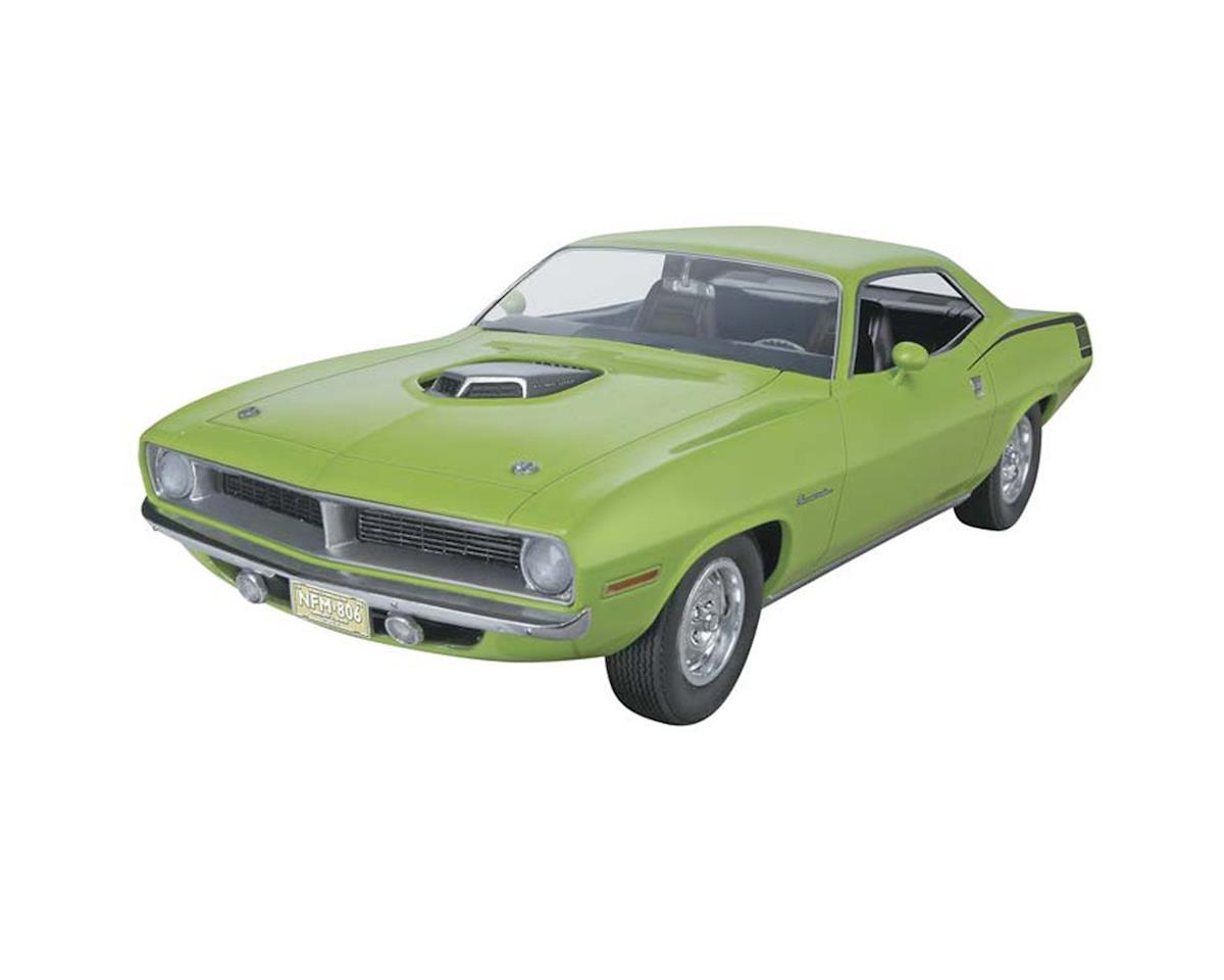 Revell 1/25 '70 Plymouth Hemi Cuda 2'n 1