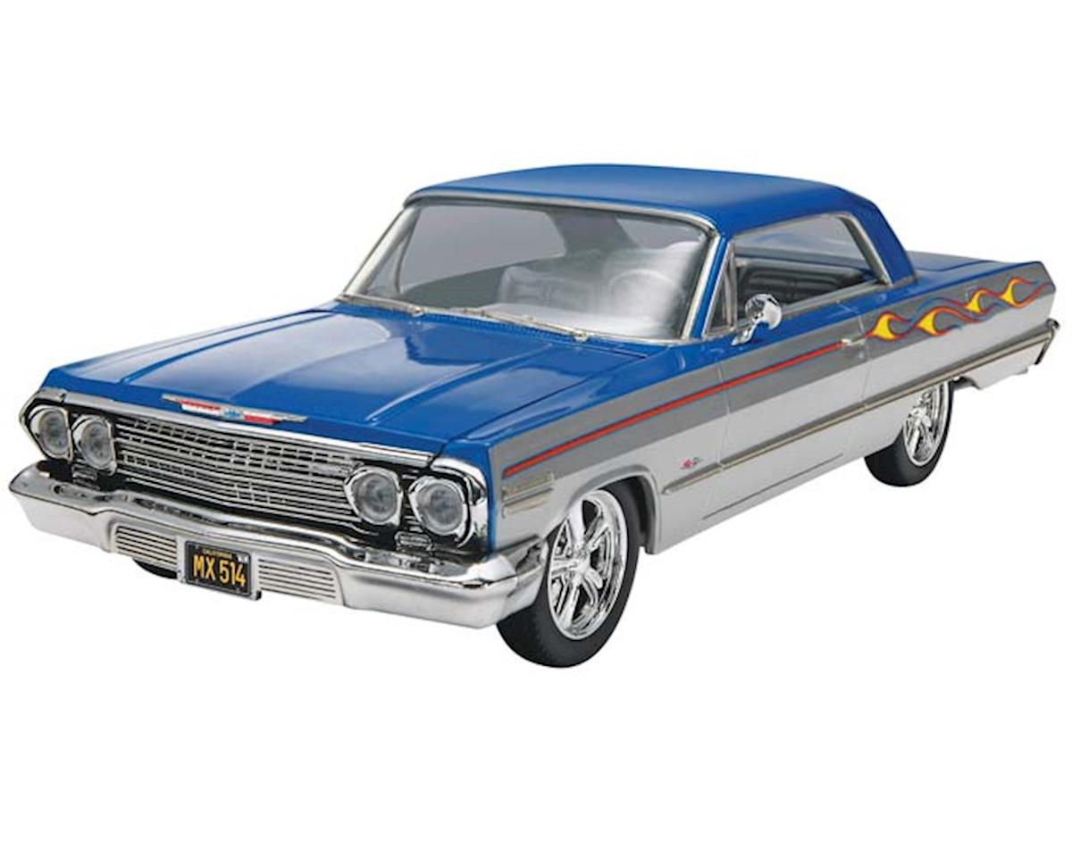 Revell-Monogram  1/25 1963 Chevy Impala Ss (2 In 1) by Revell