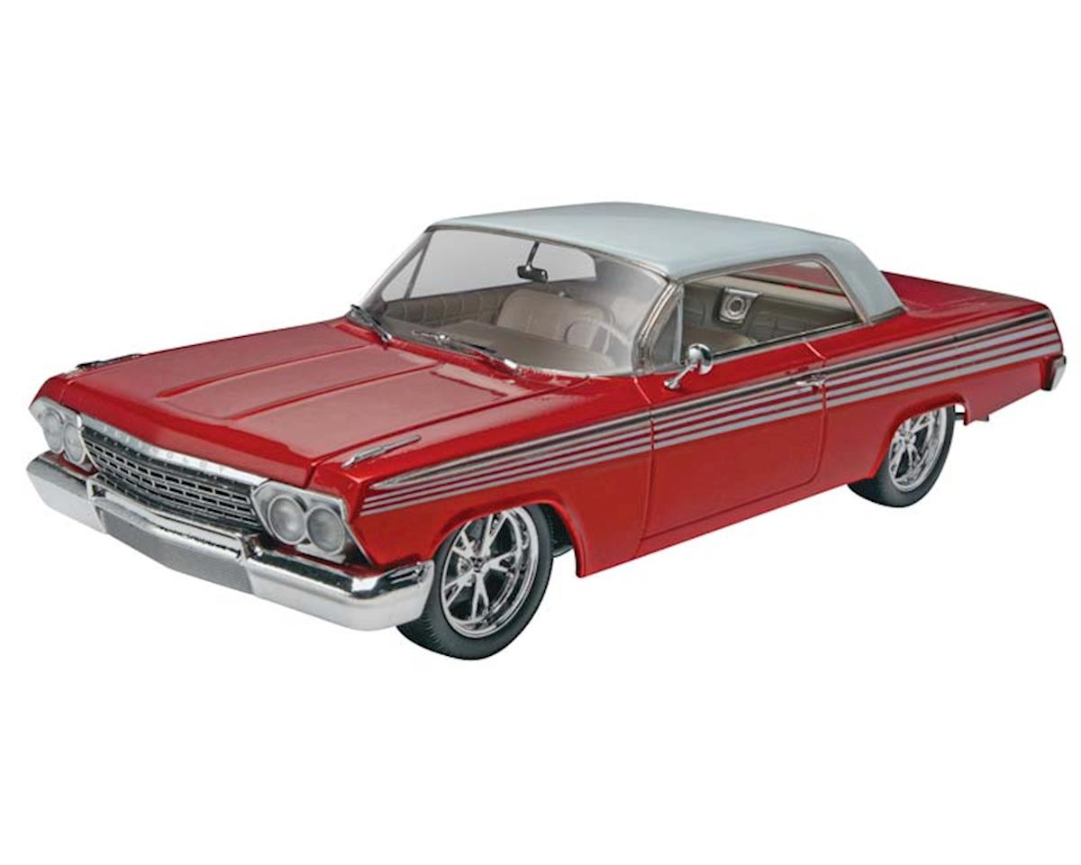 Revell 1/25 1962 Chevy Impala Ss (2 In 1)