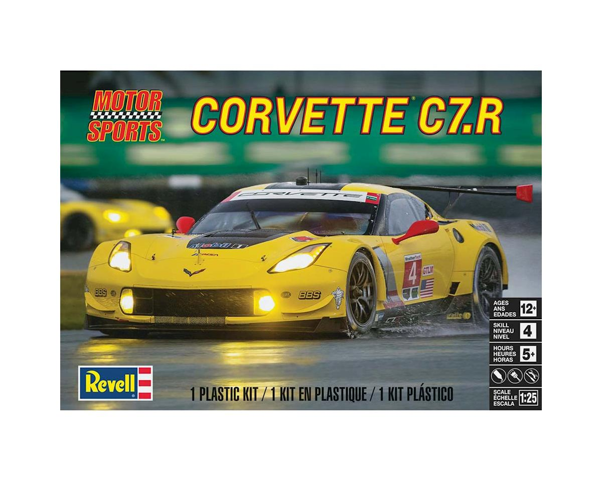 1/25 Corvette C7.R by Revell