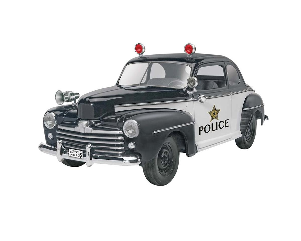 1/25 '48 Ford Police Coupe 2N1 by Revell
