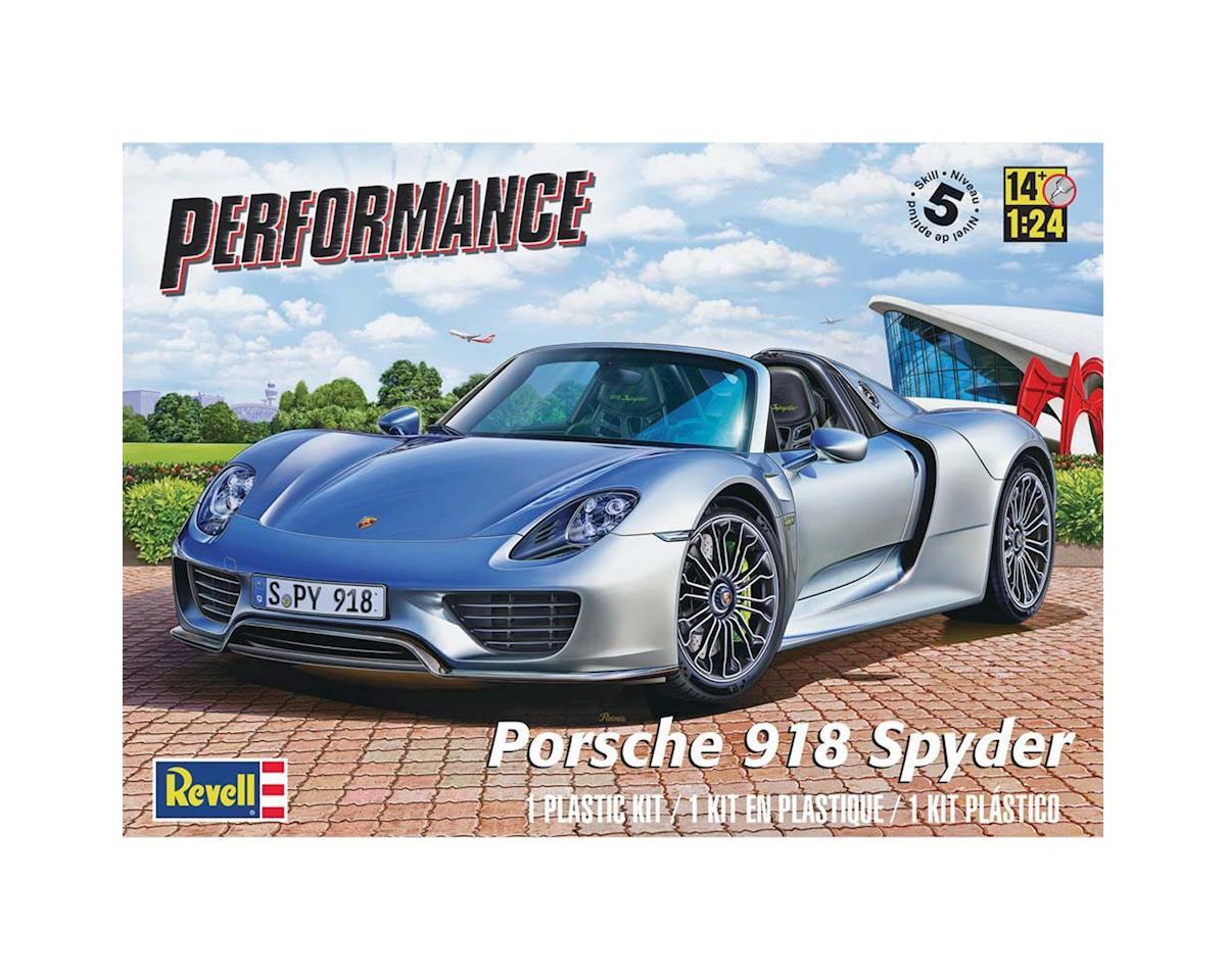 Revell 1/24 Porsche 918