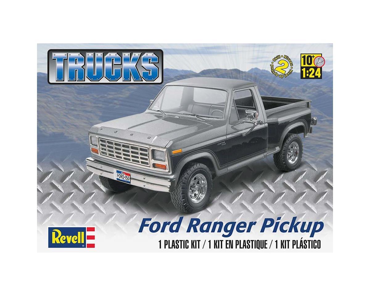 1/24 Ford Ranger Pickup by Revell