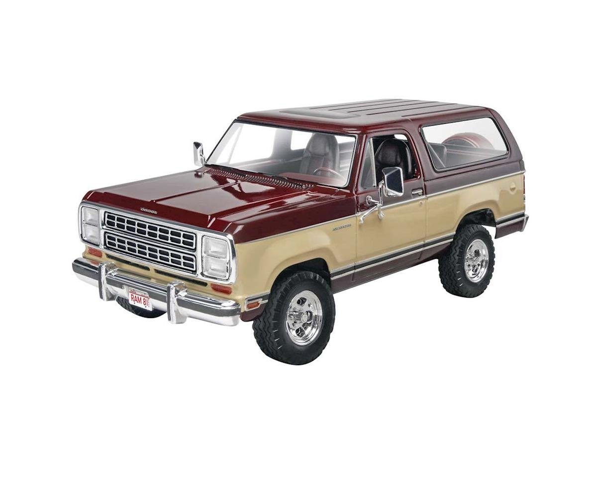 Revell 1/24 1980 Dodge Ramcharger