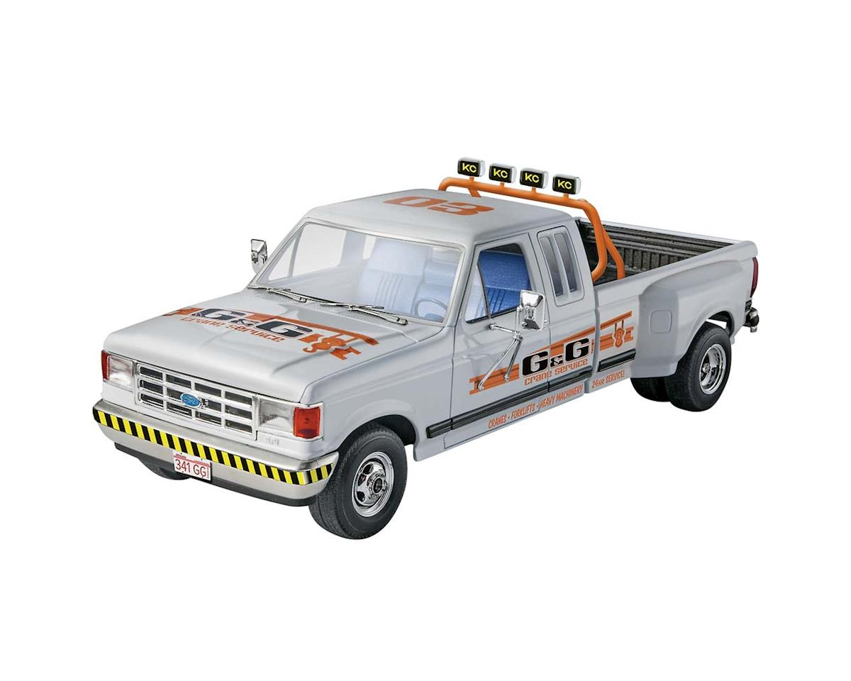 1/24 '91 Ford F-350 Duallie by Revell