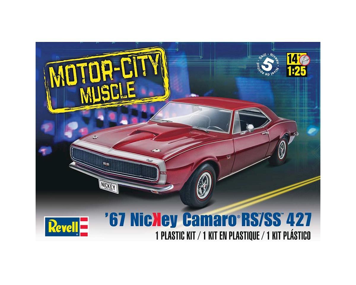 Revell 1/25 '67 Nickey Camaro