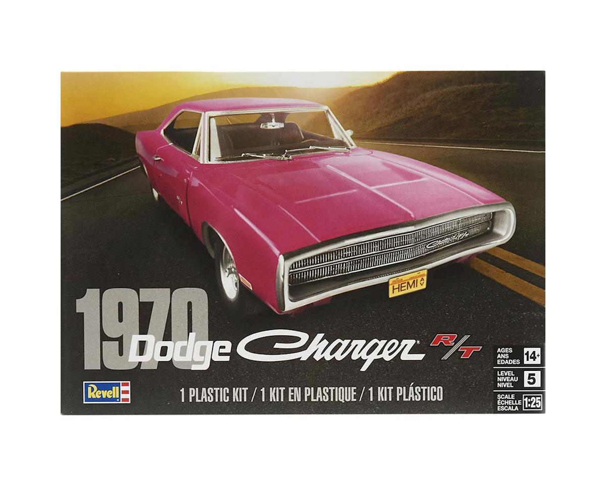 Revell 1/25 1970 Dodge Charger R/T [RMX854381] | Toys & Hobbies