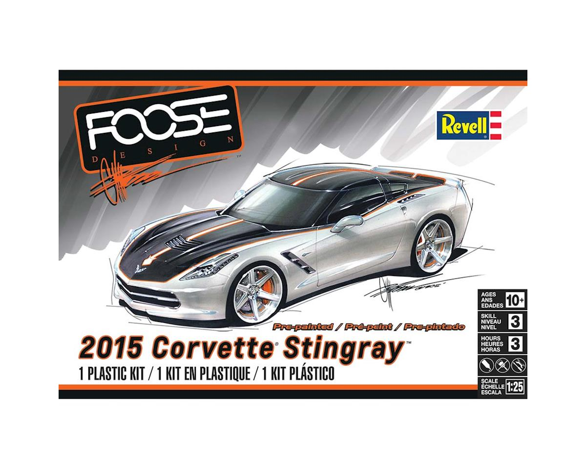Revell 1/25 Foose Corvette Stingray