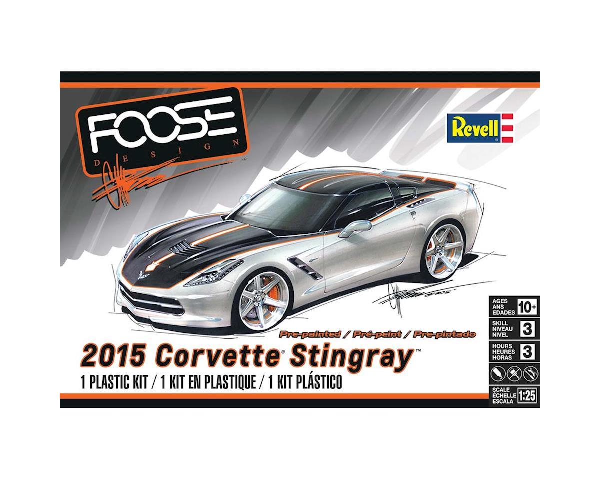 Revell 1/25 Foose Corvette Stingray