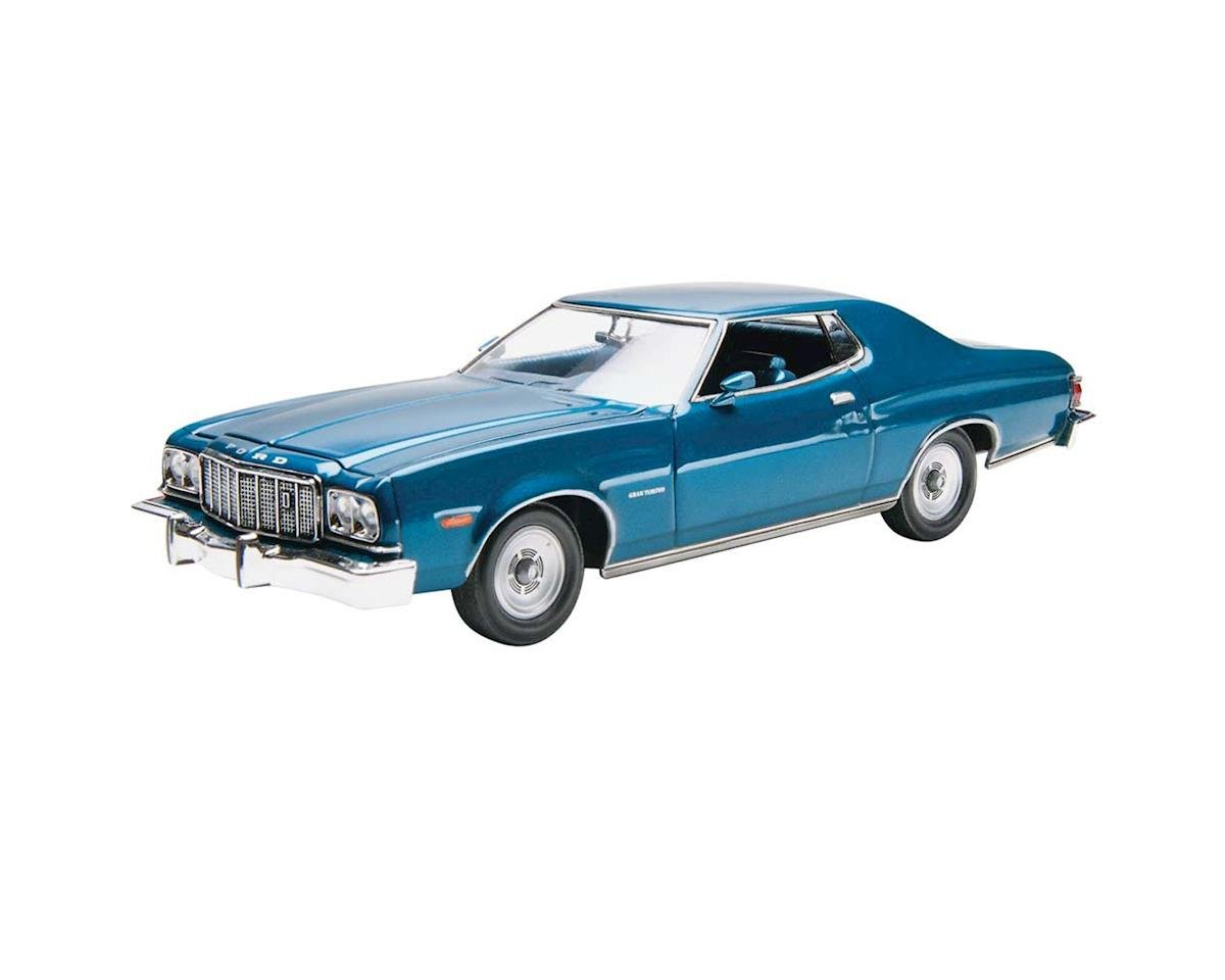 854412 1/25 1976 Gran Ford Torino by Revell