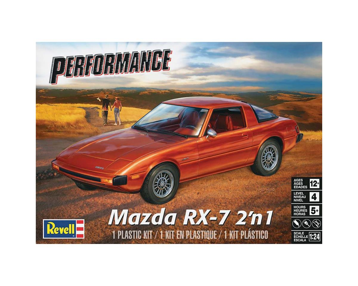 1/24 '78 Mazda RX-7 2n1 by Revell