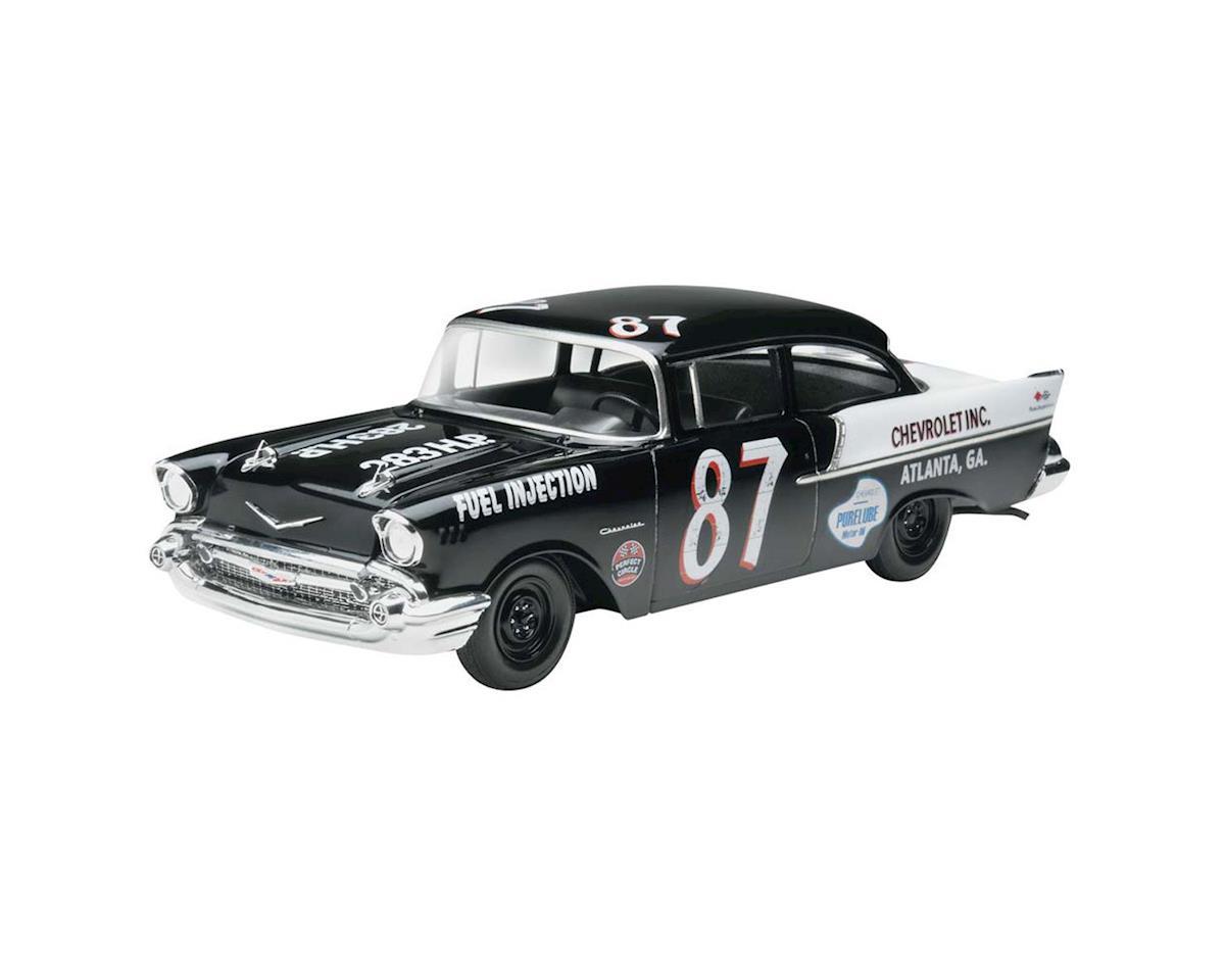 Revell 1/25 '57 Chevy Black Widow 2n1