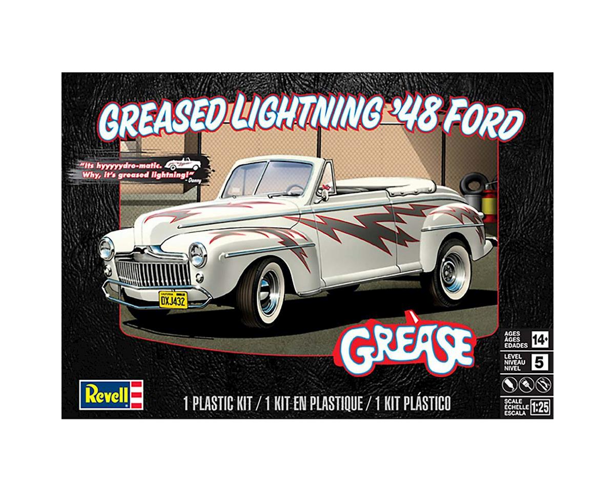 854443 1/25 Greased Lightning 1948 Ford Convertible by Revell
