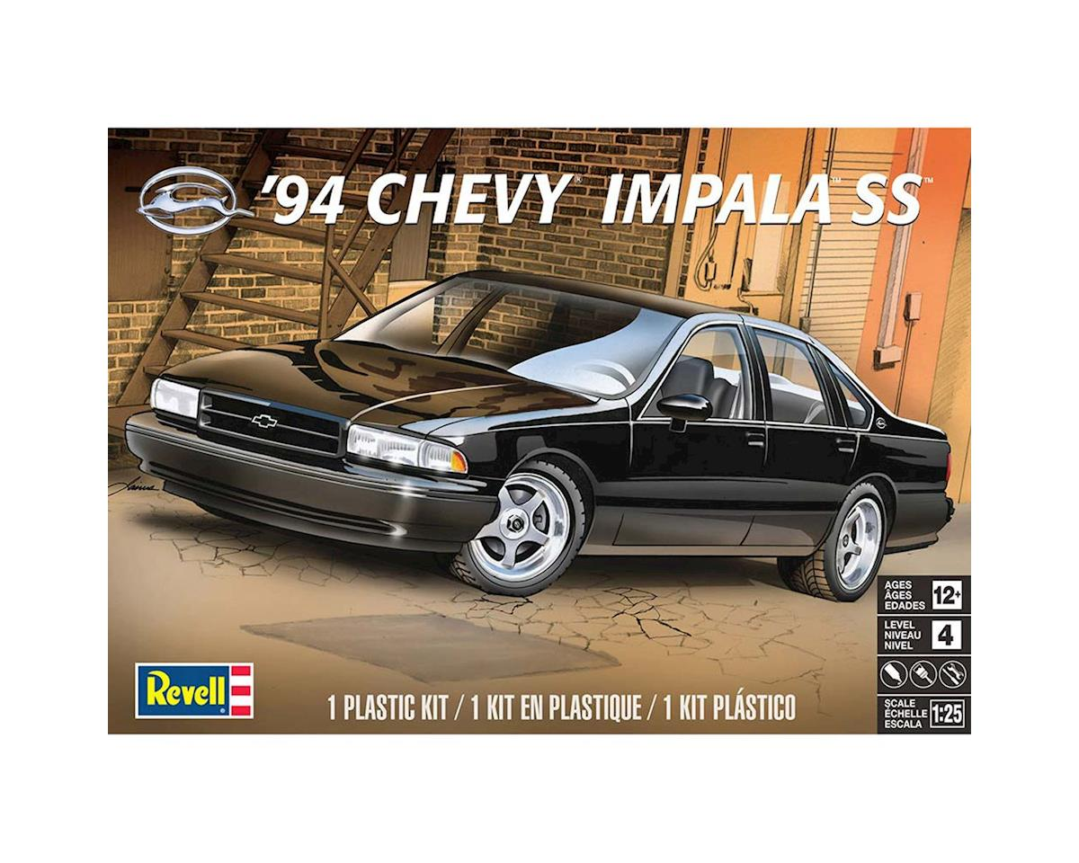 854480 1/25 1994 Chevy Impala SS by Revell