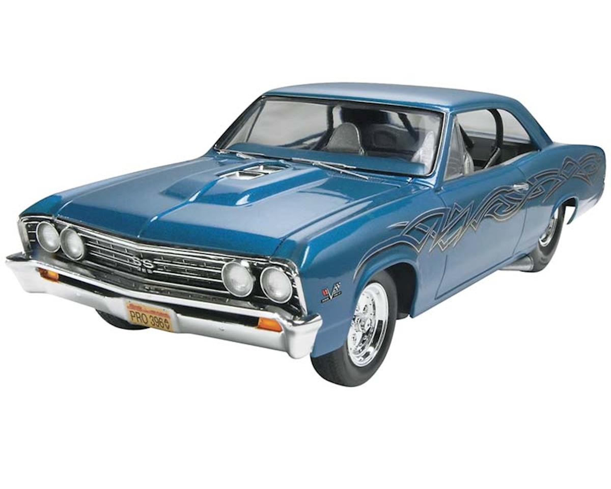 1/25 1967 Chevy Chevelle Pro Street by Revell