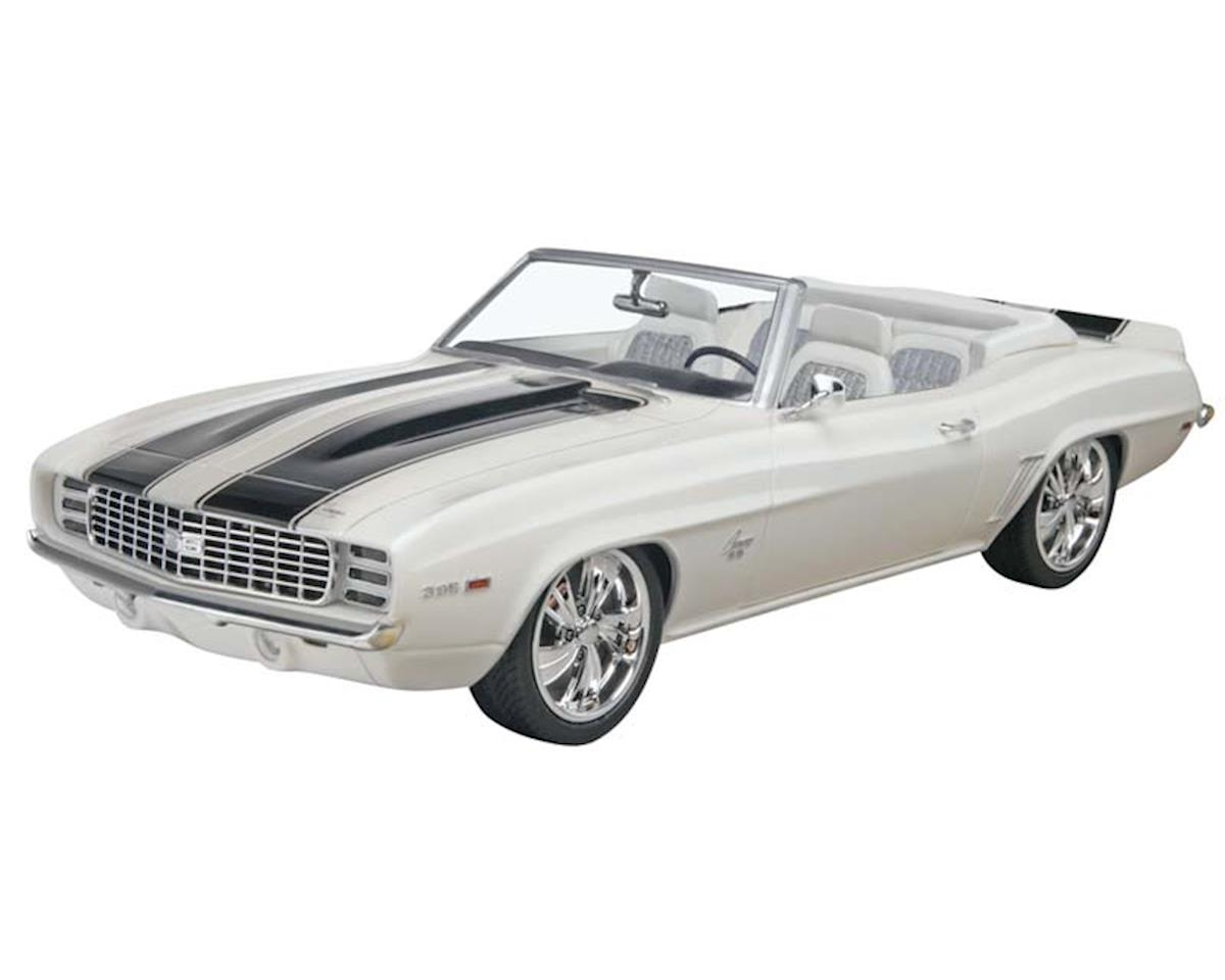 1/25 1969 Chevy Camaro Convertible by Revell