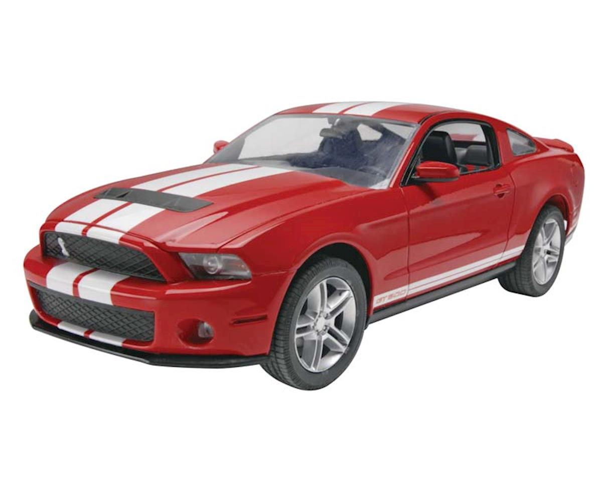 1/25 2010 Ford Shelby Gt500 by Revell