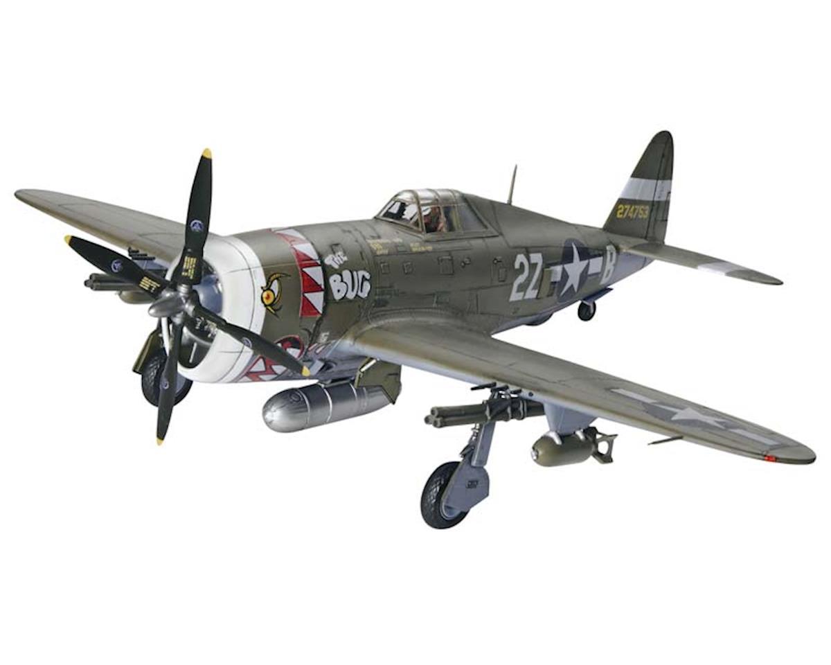 Revell Revell-Monogram  1/48 P-47D Thunderbolt Razorback Aircraft