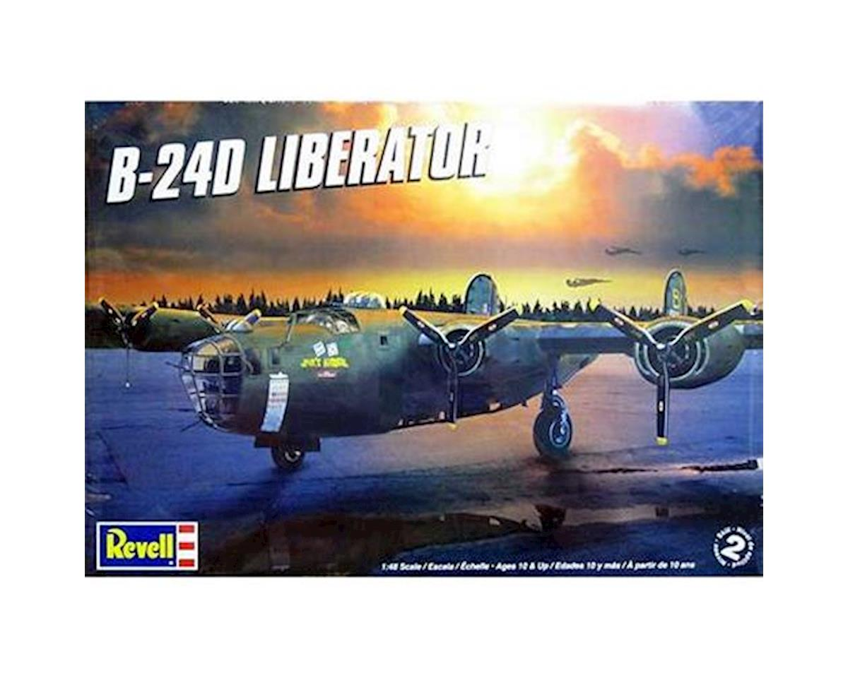 Revell 1/48 B-24D Liberator