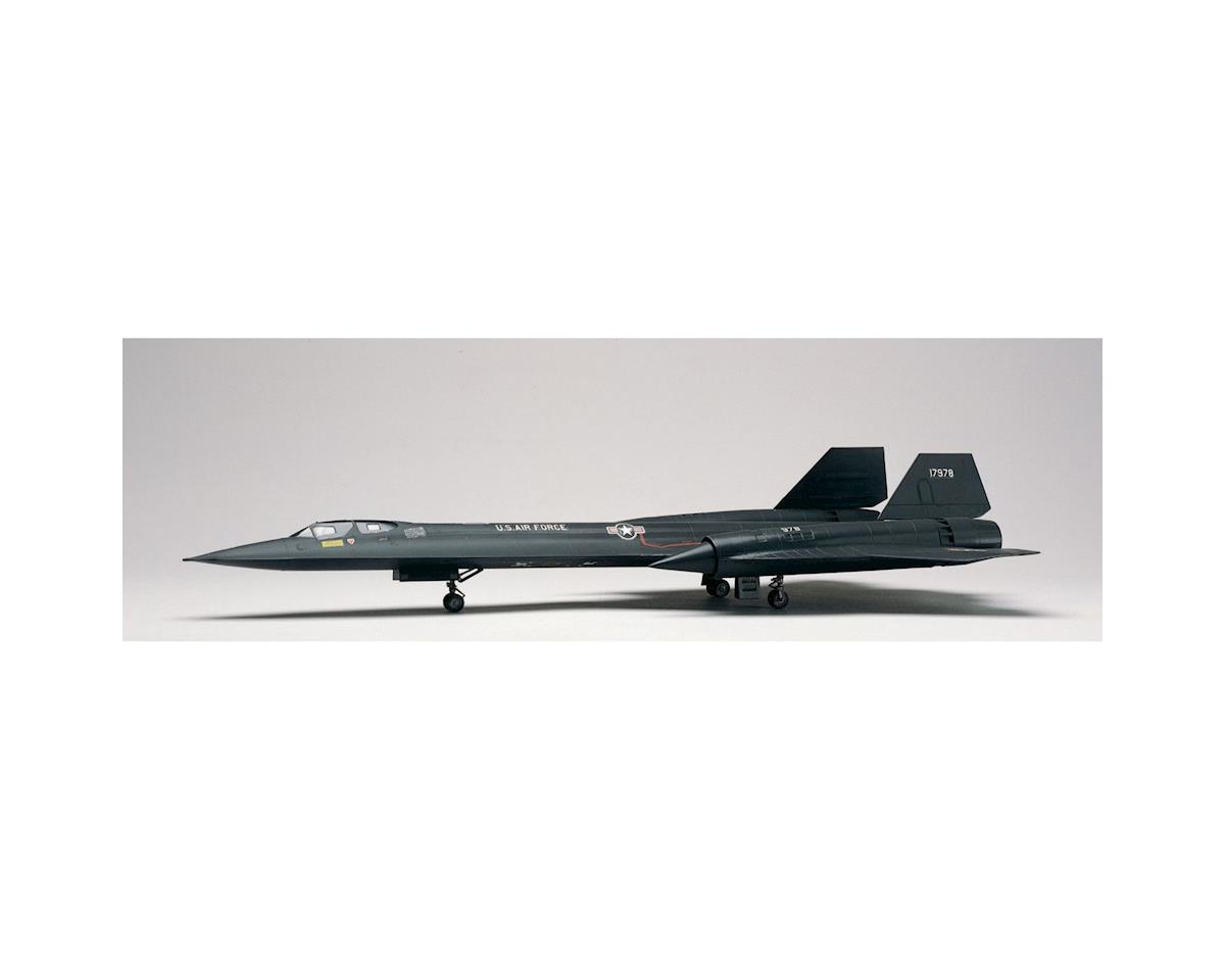 Revell 1/72 Sr-71A Blackbird Aircraft
