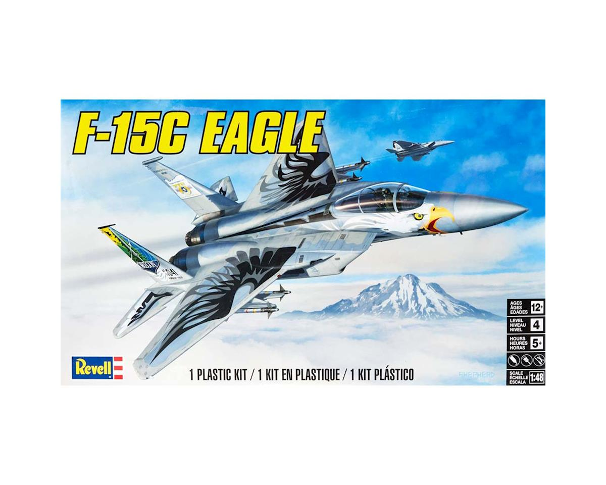 1/48 F-15C Eagle by Revell