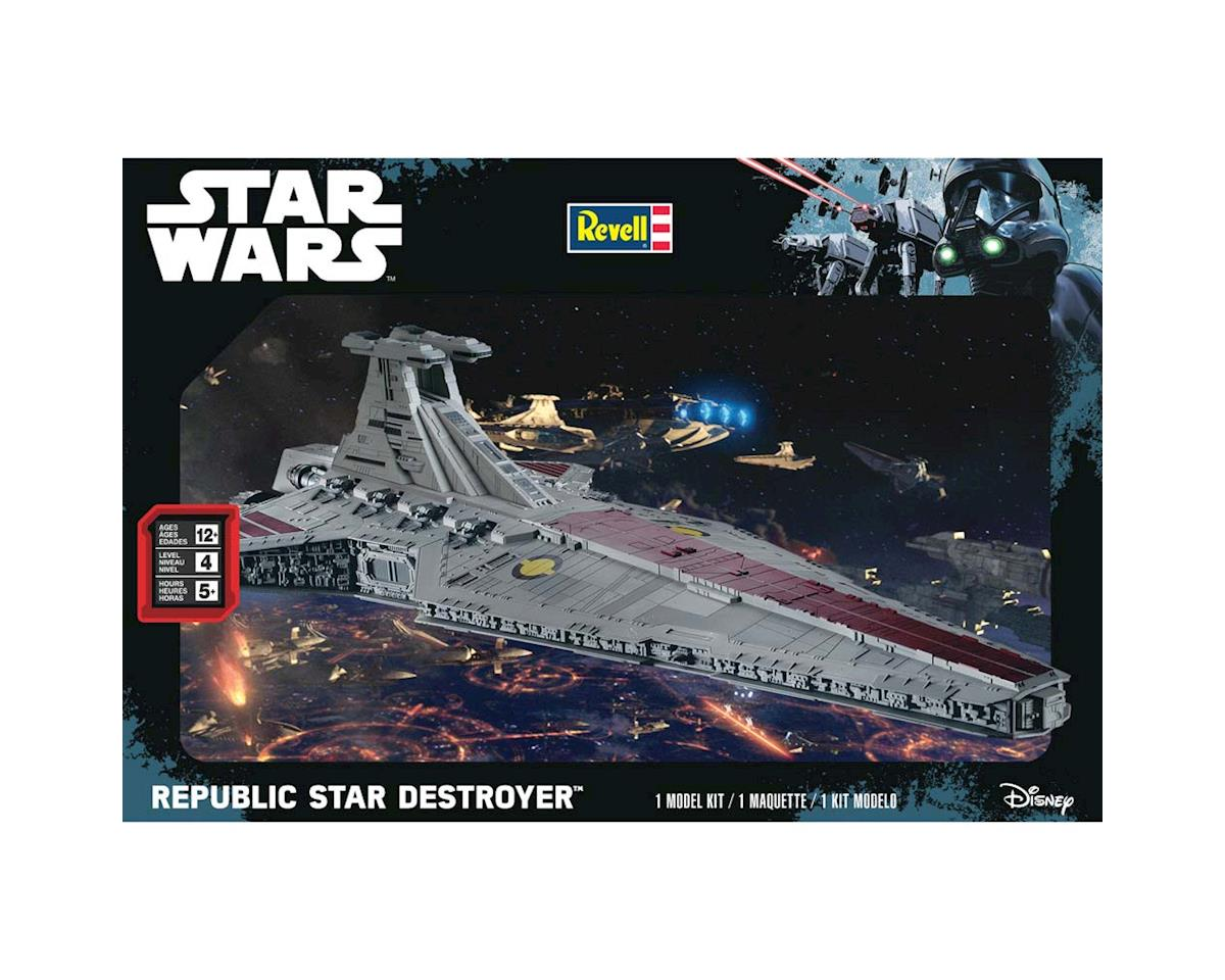 Star Wars Republic Star Destroyer by Revell
