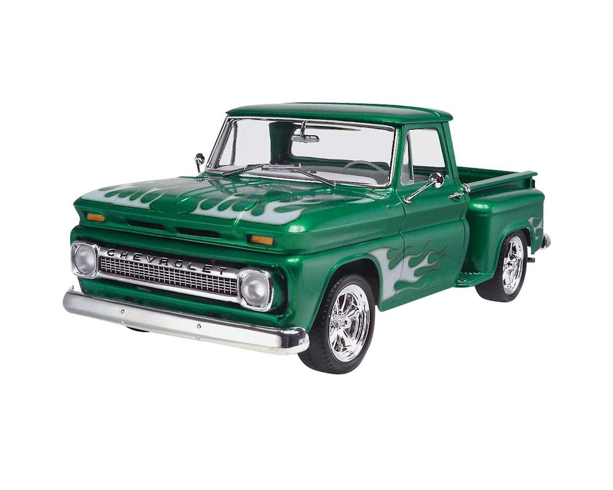 Revell Revell-Monogram  1/25 1965 Chevy Stepside Pickup (2 In 1)