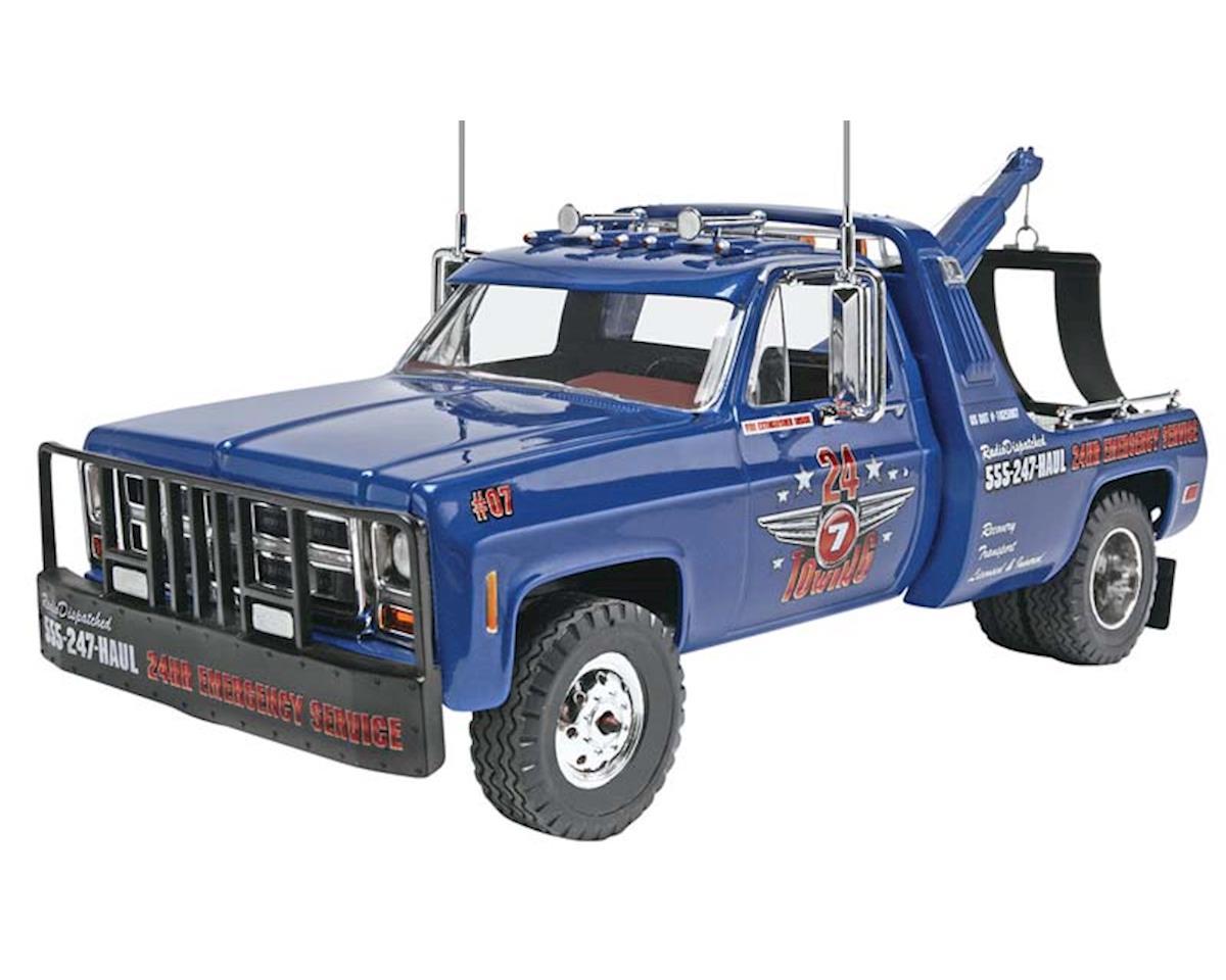 1/25 1977 Gmc Wrecker Truck by Revell