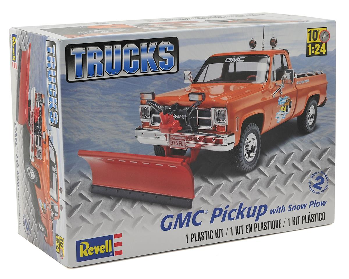 Revell 1/24 GMC Pickup w/Snow Plow