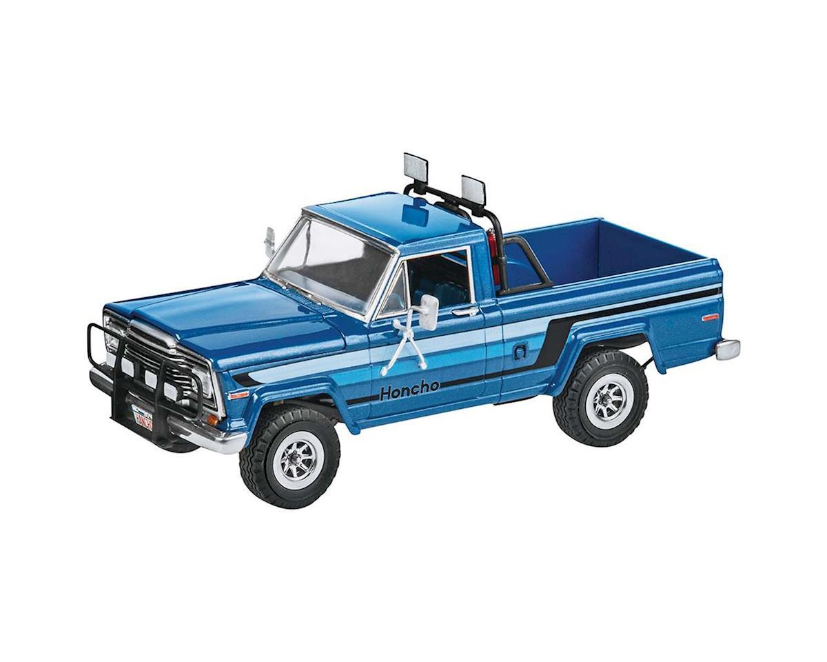 Revell 1/25 1980 Jeep Honcho Ice Patrol [RMX857224] | Toys & Hobbies