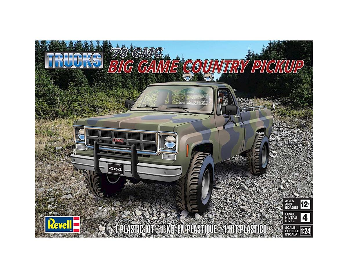 857226 1/24 1978 GMC Pickup by Revell