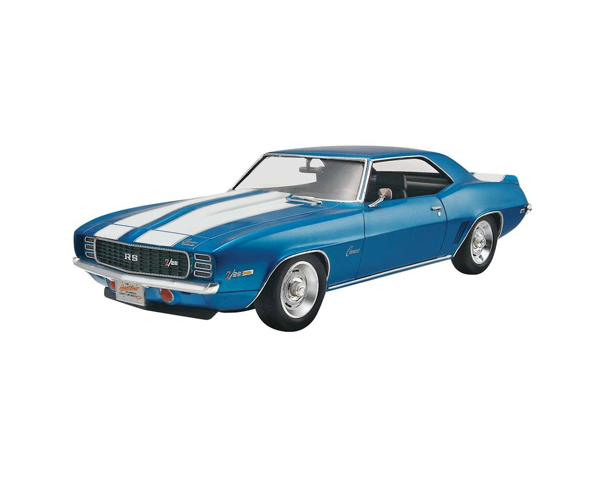 1/25 1969 Chevy Camaro Z28 Rs by Revell