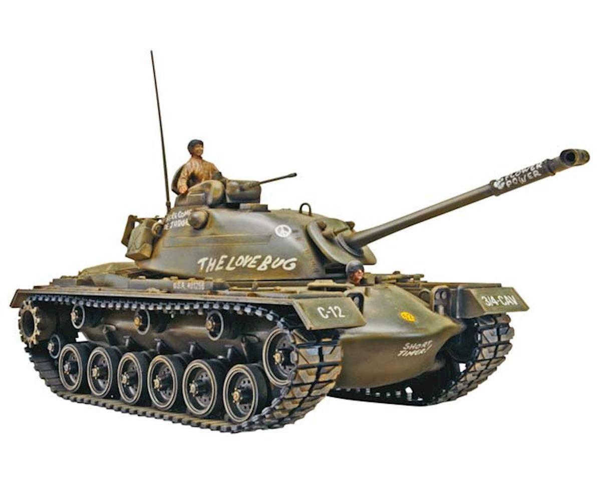 Revell 1/35 M48a2 Patton Tank W/Crew