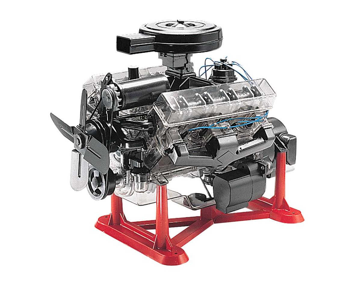 The V-8 Combustion Engine 1//4 Scale Operating Model Kit