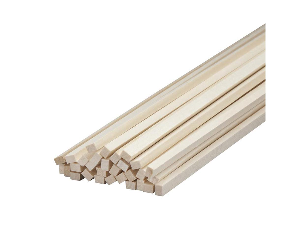 "887441 Basswood 3/16 x 1/4 x 24"" (30) by Revell"
