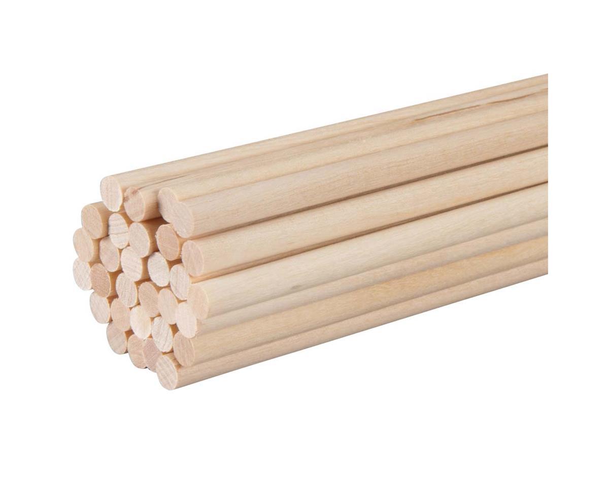 """Revell 887773 Wood Dowel 1/4 x 36"""" (30)"""