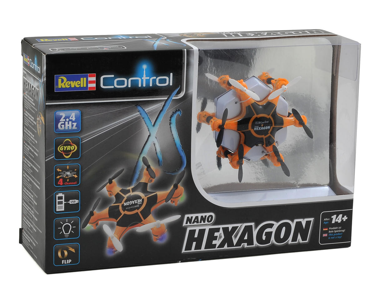 Revell Nano Hexagon RTF Hexa-Copter