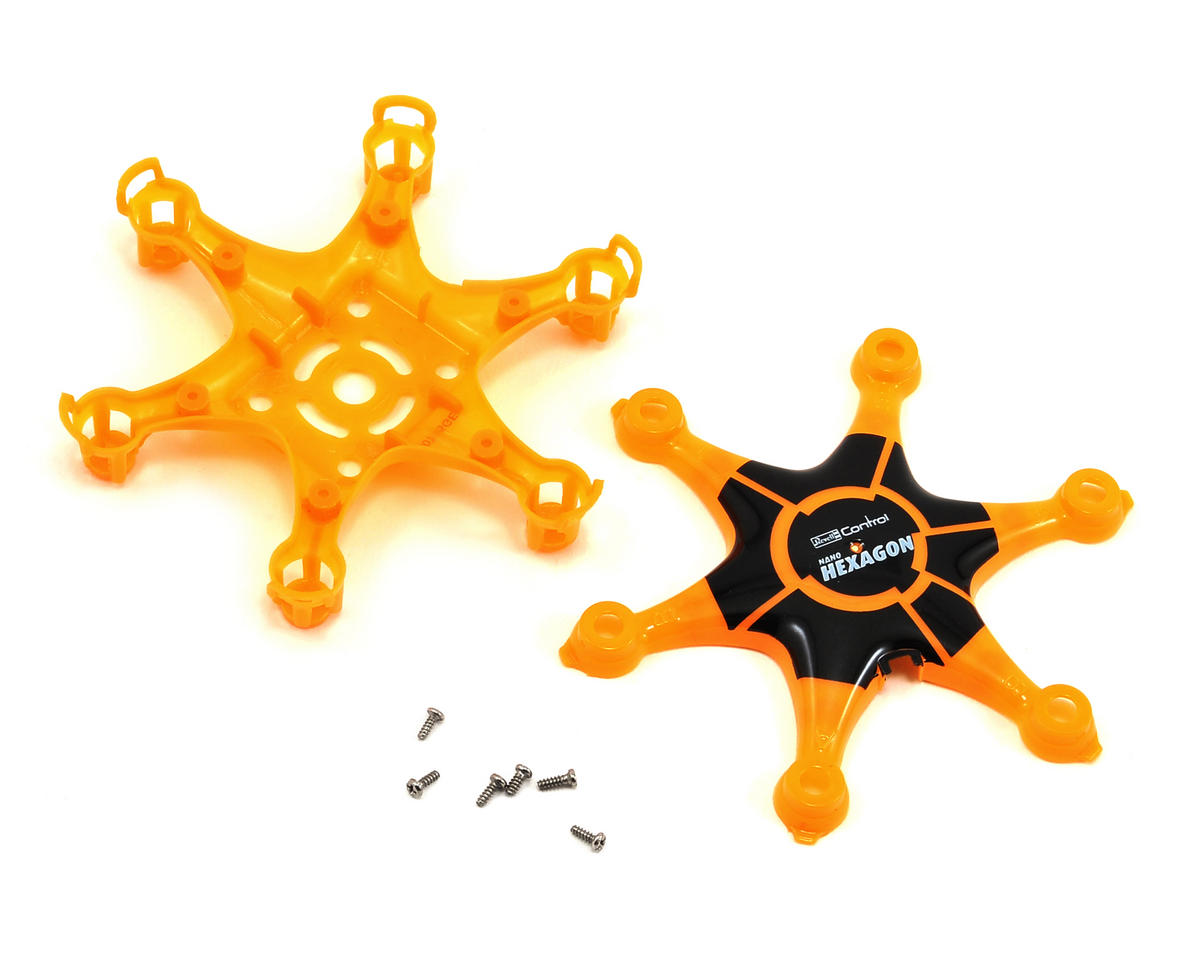 Revell Nano Hexagon Body Set (Orange)