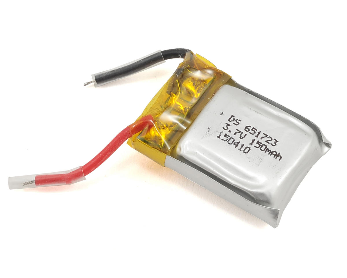 Nano Hexagon 1S LiPo Battery (3.7V/160mAh)