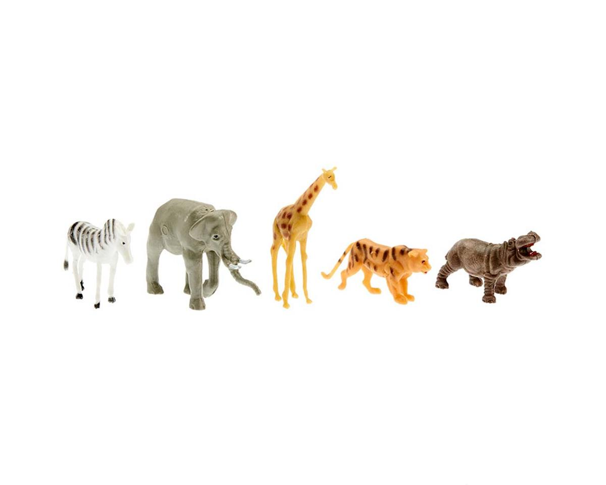 Revell 77-1115 School Project Accessory Jungle Animals